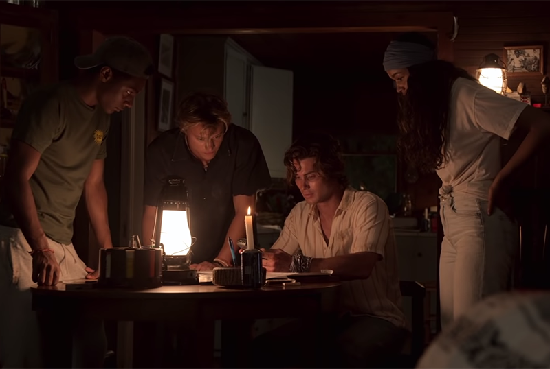 Outer Banks Trailer: A Murder Mystery Leads to a Treasure Hunt
