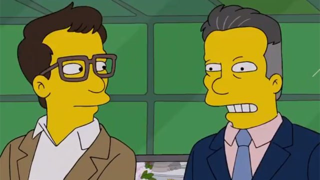 The Russos Brothers Share a Clip From Their Episode of The Simpsons
