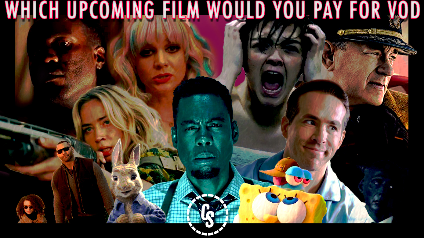 POLL: Which Upcoming Film Would You Pay For on VOD?