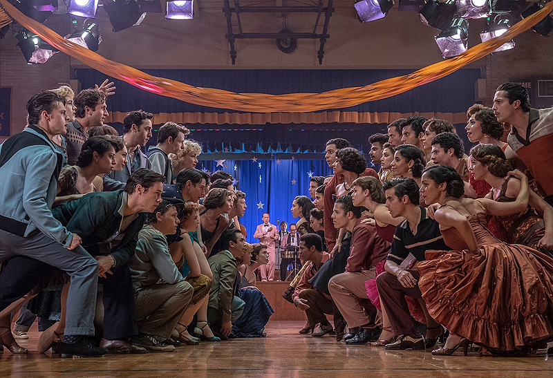 Check Out Steven Spielberg's West Side Story Photos!