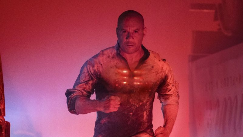Vin Diesel Shows Off His Powers in New Bloodshot Clip