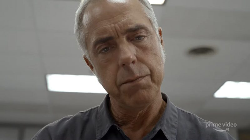 Titus Welliver Must Save the City in Bosch Season 6 Trailer