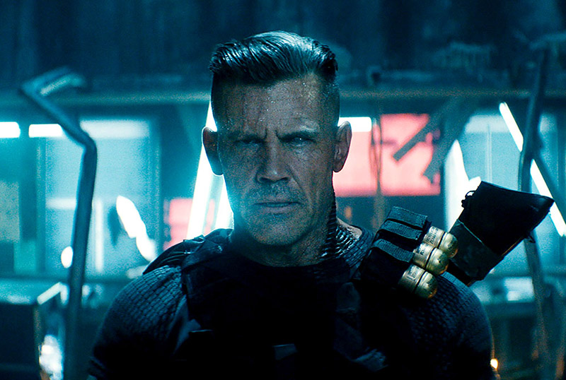 Josh Brolin 'Itching' to Play Cable Again