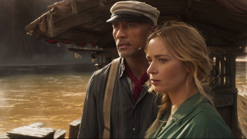 Jungle Cruise Trailer Starring Dwayne Johnson and Emily Blunt