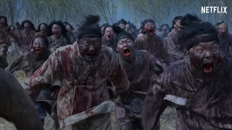 Kingdom Season 2 Trailer Reveals a Bloody War Between the Living and the Dead