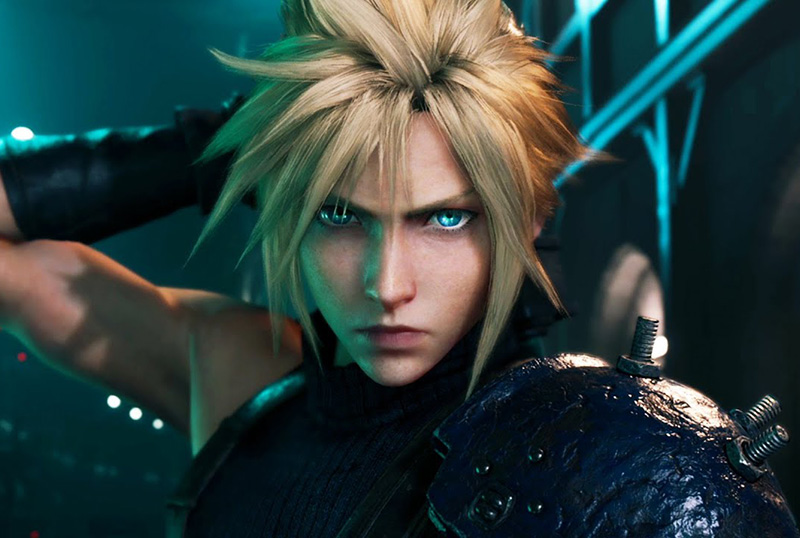 Square Enix Unveils Behind-the-Scenes Look at Final Fantasy VII Remake