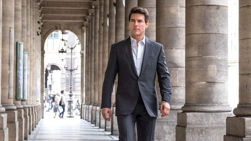 Production Resumes in Mission: Impossible 7 Set Photos