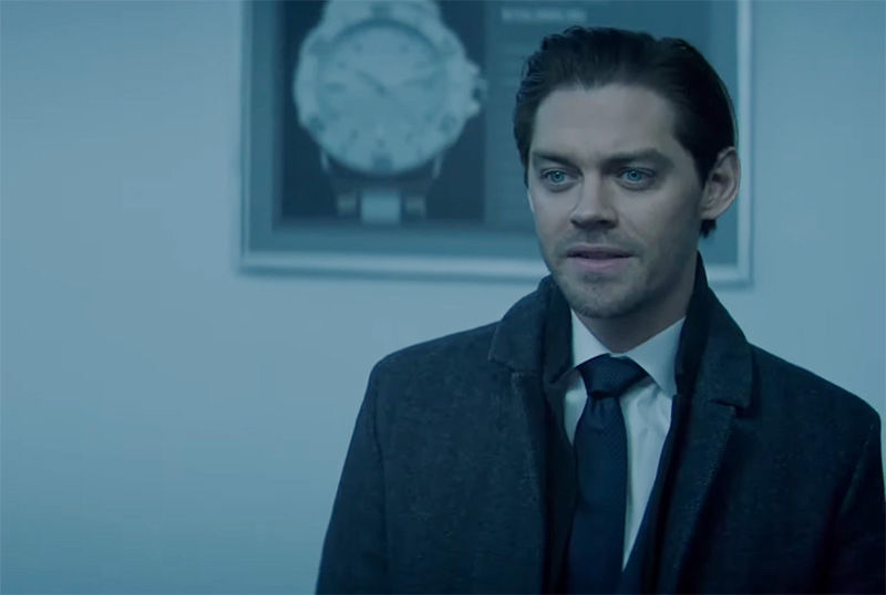 Malcolm Runs Into an Old Friend in Prodigal Son Episode 1.16 Clips