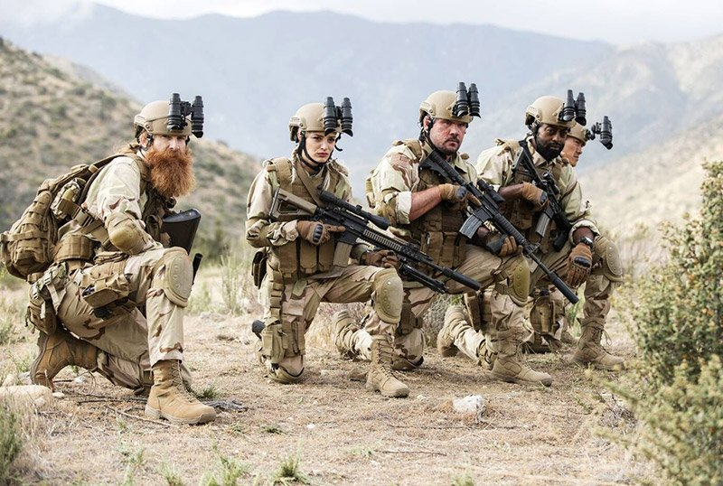 Exclusive Rogue Warfare: The Hunt Clip from Director Mike Gunther