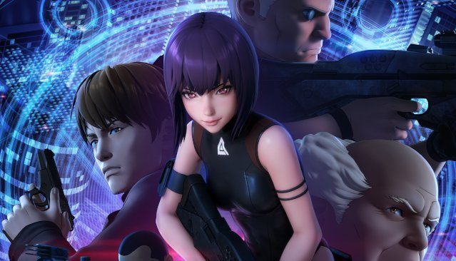 Ghost in the Shell: SAC_2045 Final Trailer Sets April Release Date