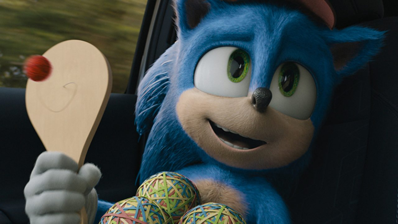 Sonic The Hedgehog Digital Special Features Unveiled