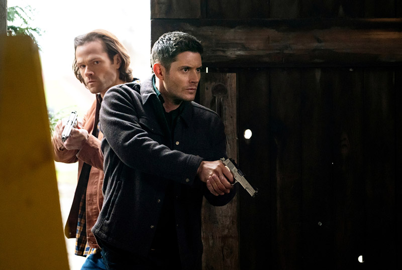 Mandatory Streamers: Supernatural Returns in a New Time Slot