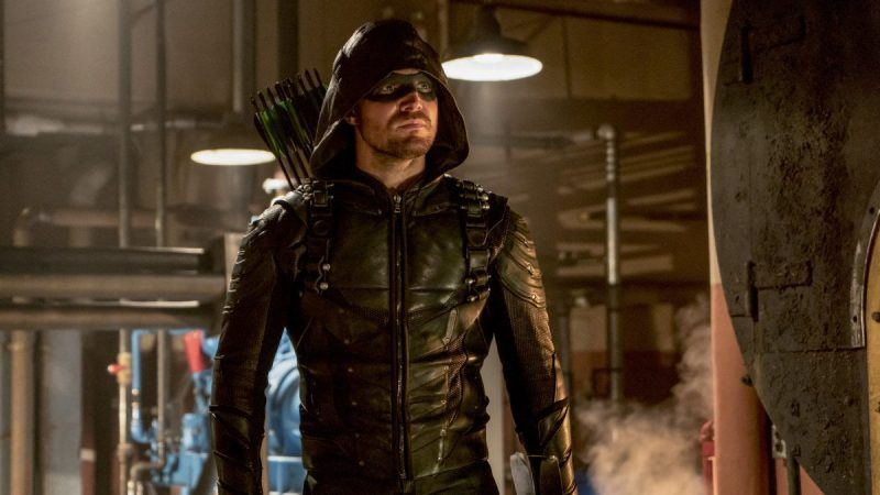 Stephen Amell Turns Down Possibility of Returning to the Arrowverse