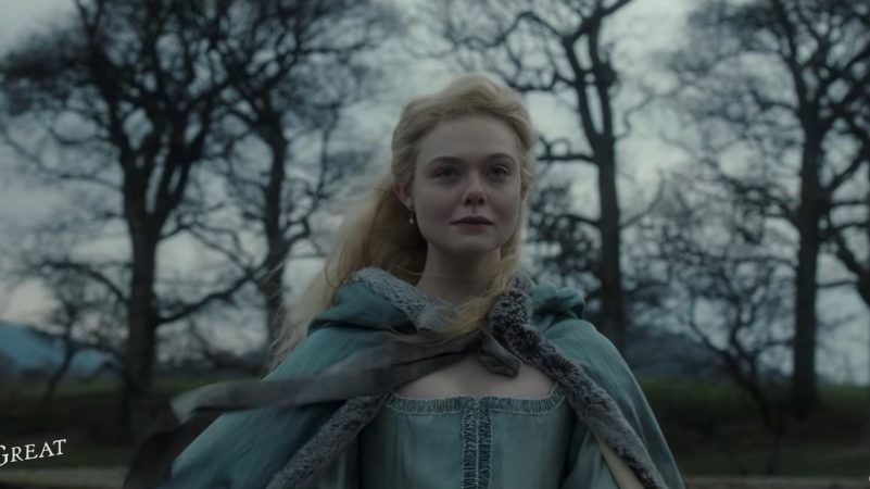 The Great Teaser: Elle Fanning Stars in New Hulu Series