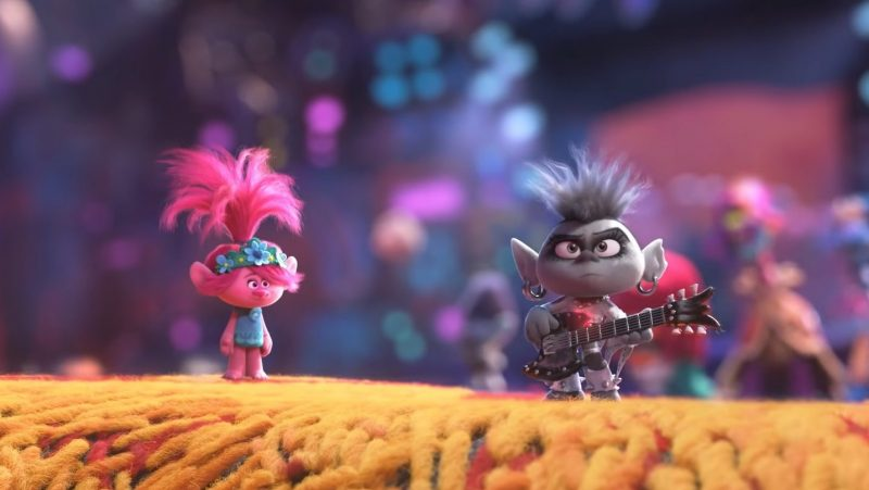 Watch the Just Sing Music Video From Trolls World Tour Soundtrack!
