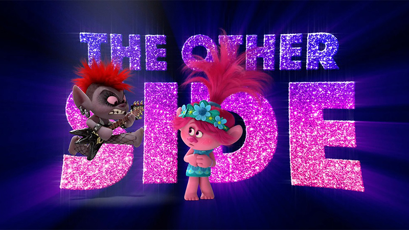 """Trolls World Tour """"The Other Side"""" Lyric Video Released"""