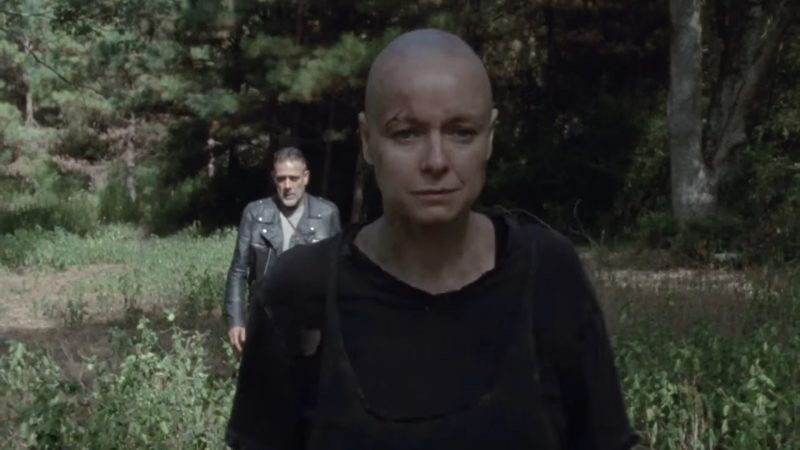 The Walking Dead Episode 10.12 Promo: Walk With Us