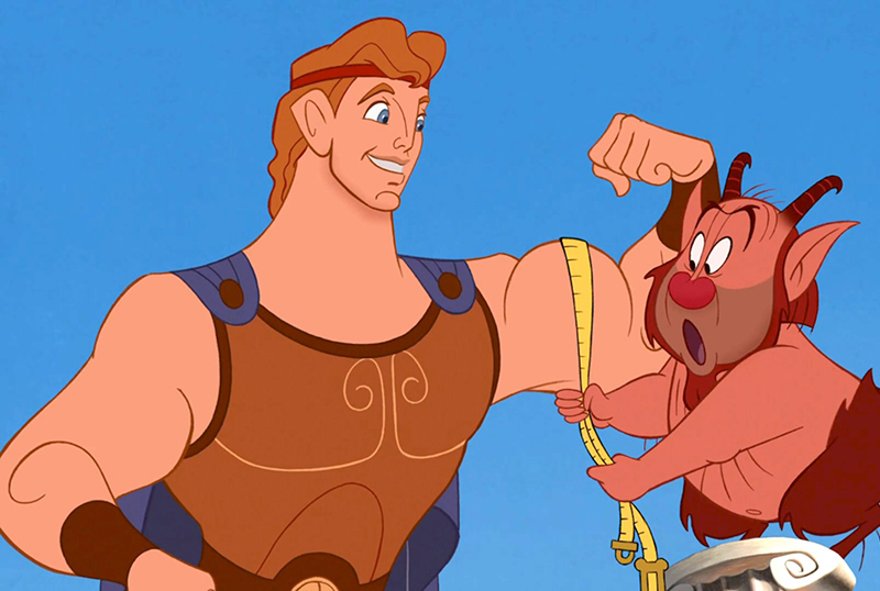 Disney Developing Live-Action Hercules Remake With Shang-Chi Writer