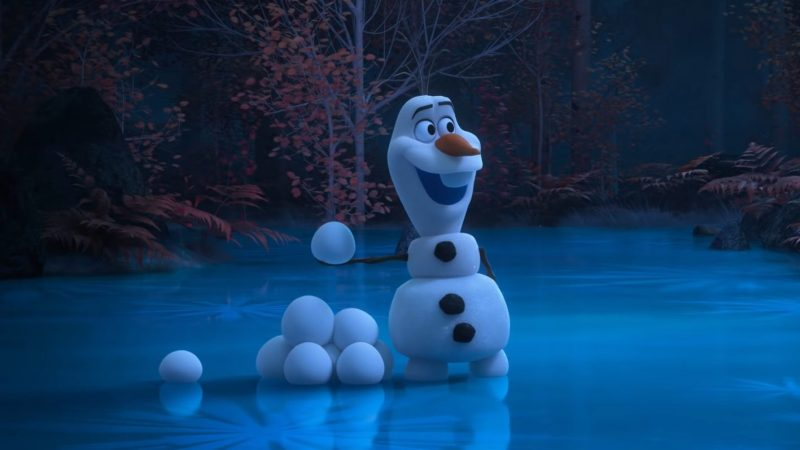 At Home With Olaf: Disney Launches New Animated Digital Series