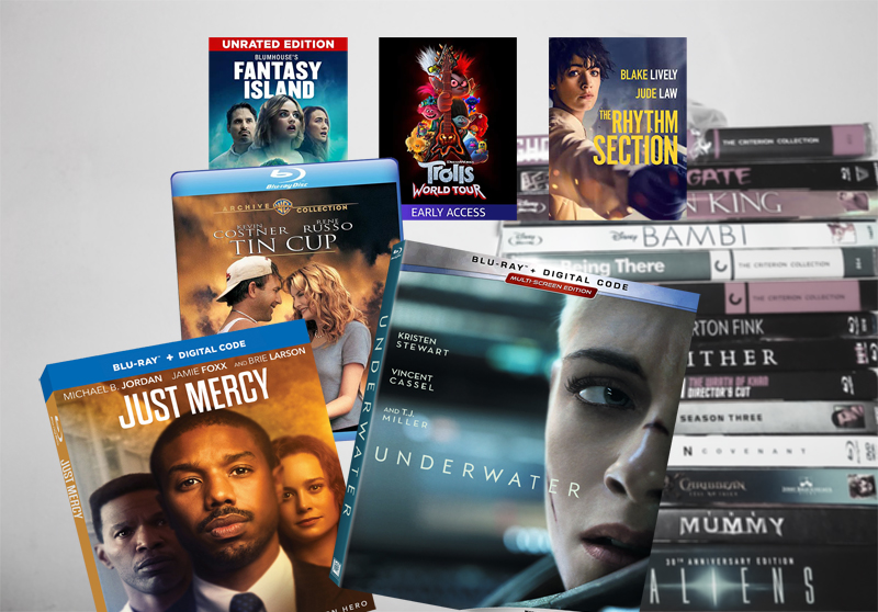 April 14 Blu-ray, Digital and DVD Releases