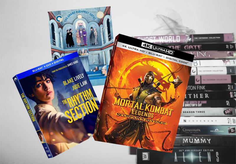 April 28 Blu-ray, Digital and DVD Releases