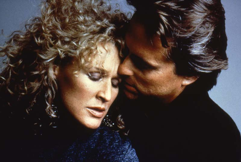 CS Interview: Adrian Lyne Looks Back on Fatal Attraction