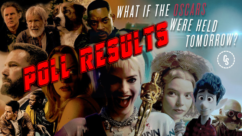 POLL RESULTS: What if the Oscars Were Held Tomorrow?