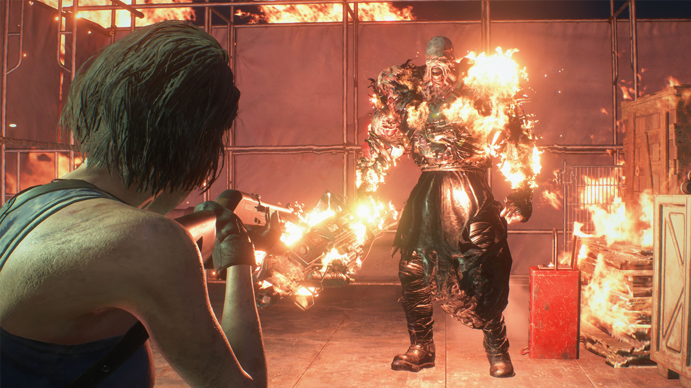Cs Review Resident Evil 3 Remake Is Dead On Arrival Comingsoon Net