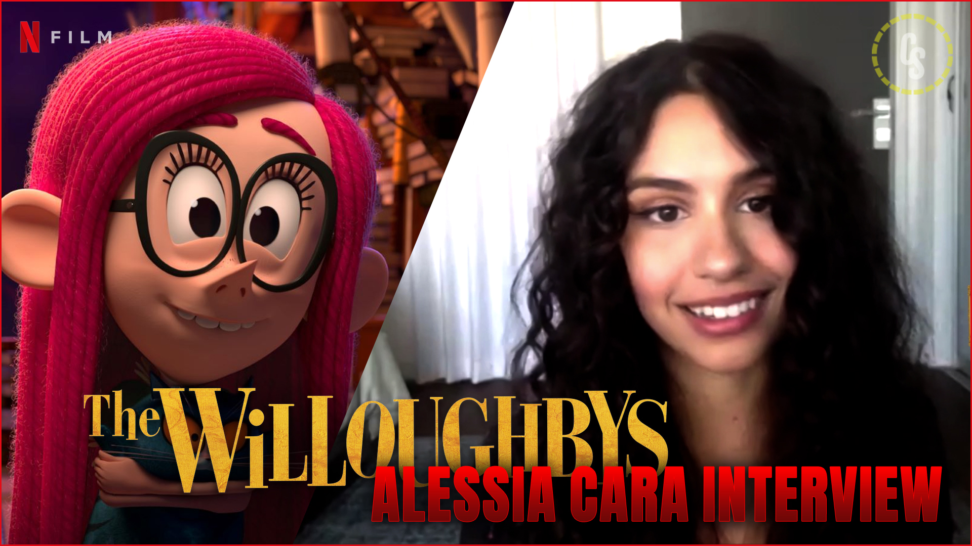 CS Video: The Willoughbys Interview with Alessia Cara