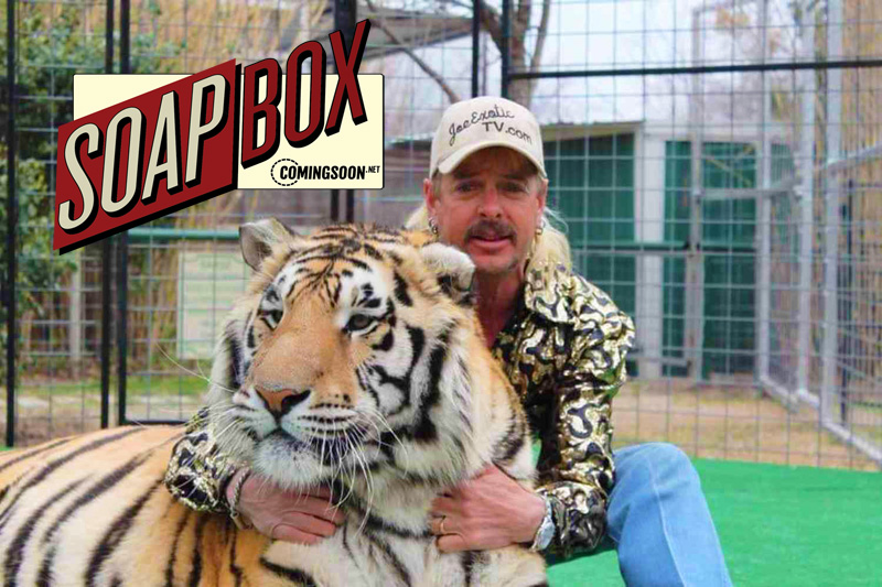 CS Soapbox: Tiger King, the Binge We Deserve but Not the One We Need Right Now