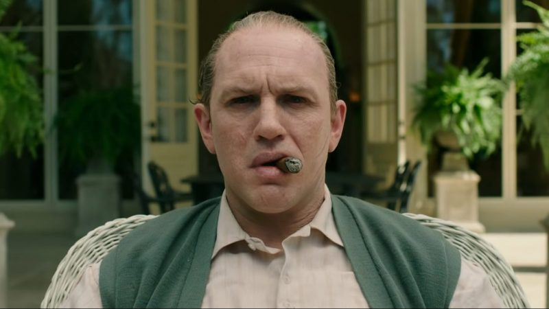 Capone Trailer Sets VOD Release Date for Tom Hardy's New Film