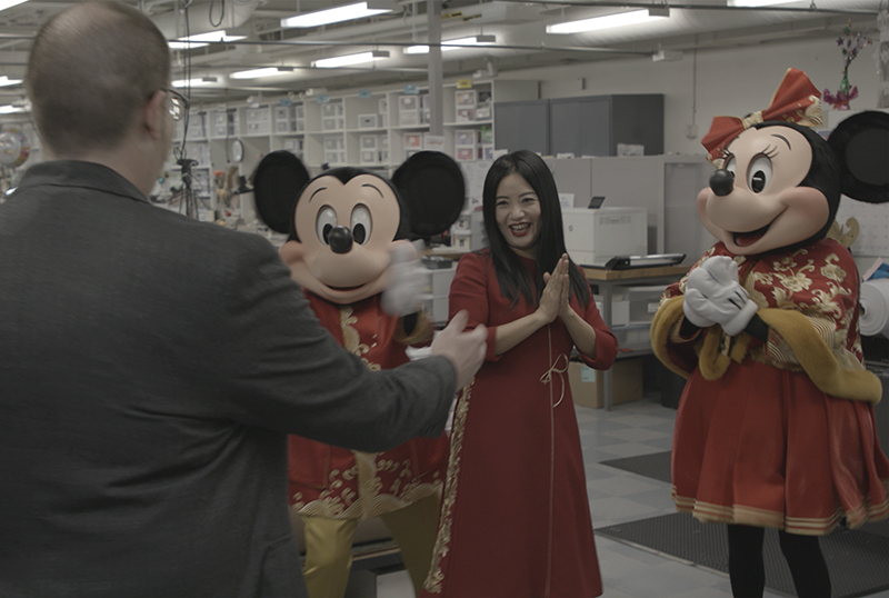 Exclusive Disney Insider Promo for Episode 1.04 of the Behind-the-Scenes Series