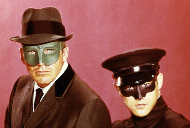 Univeral & Amasia Entertainment Partnering on The Green Hornet and Kato