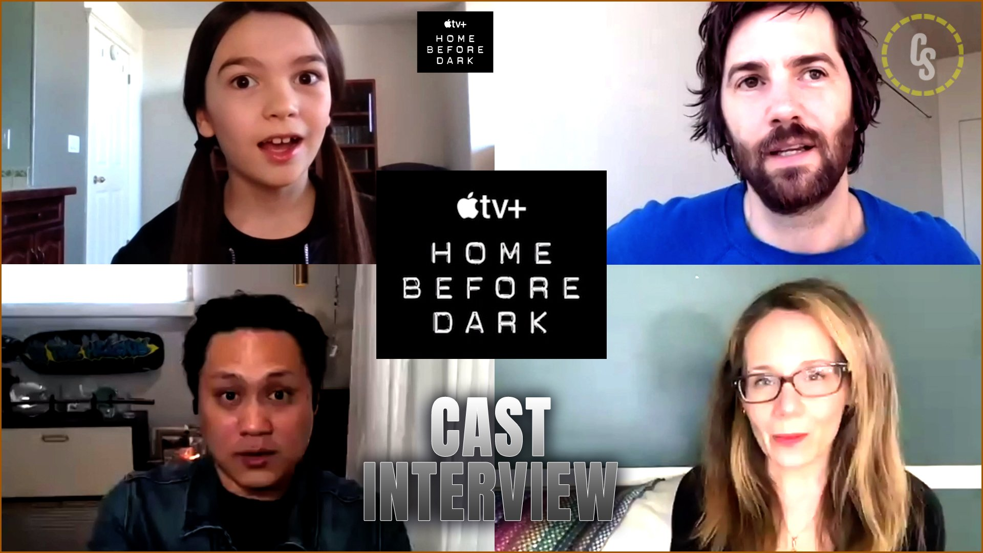 CS Video: Home Before Dark Interviews With Jim Sturgess & More!