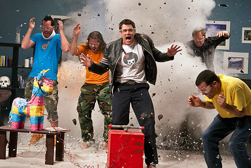 Paramount Pushes Johnny Knoxville's Fourth Jackass Film to Summer 2021
