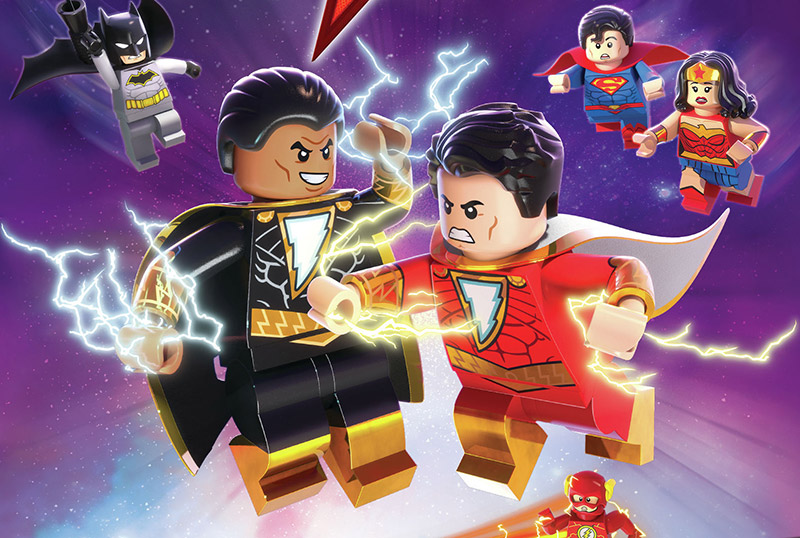 LEGO DC: Shazam! Magic and Monsters Trailer & Release Date