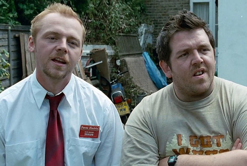 Locked Together: Audible Launches Podcast With Simon Pegg & Nick Frost And More