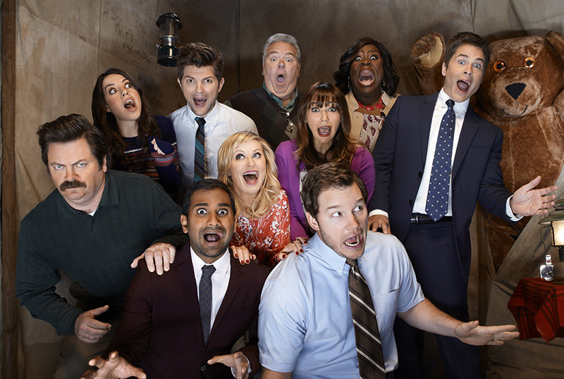 Parks and Recreation Getting Reunion Special!