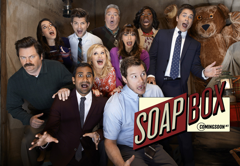CS Soapbox: A Parks and Recreation Reunion is Exactly What We Need