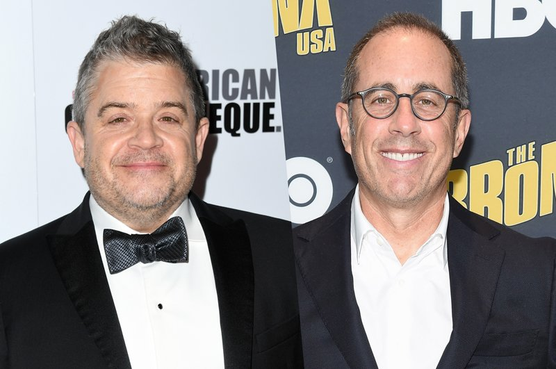 Netflix Reveals Comedy Specials From Patton Oswalt & Jerry Seinfeld