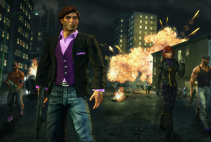 Deep Silver Unveils Saints Row: The Third Remastered!