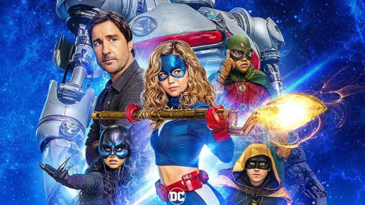 DC Universe's Stargirl Will Feature Green Lantern and a Different Flash