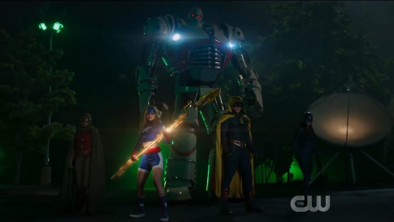 The Justice Society Must Live On in New Stargirl Trailer