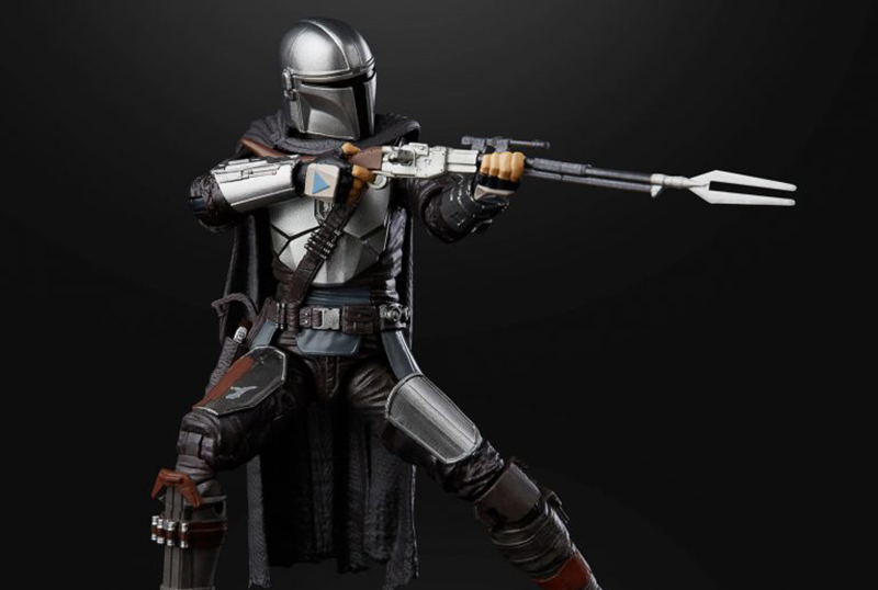 Star Wars Black Series Line To Feature Mandalorian Besk Armor & More!