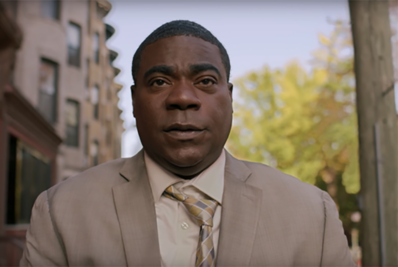 Tracy Morgan Offers Details on Coming 2 America Character