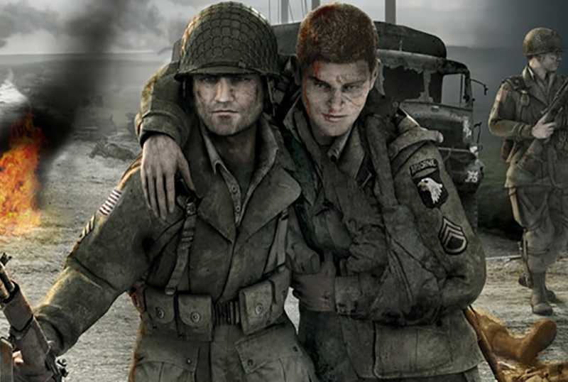Gearbox Announces Brothers in Arms TV Series in Development