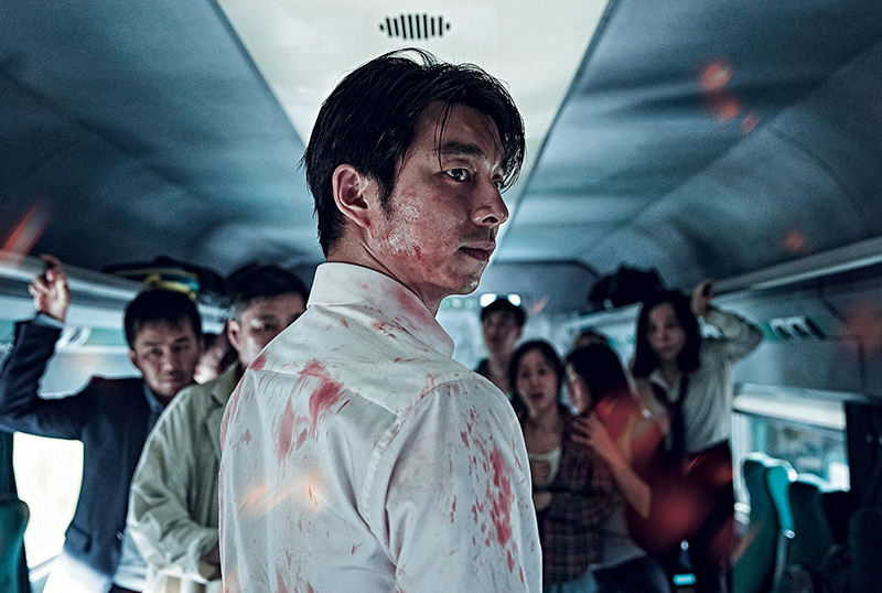 Netflix Partnering with Train to Busan Director for Hellbound