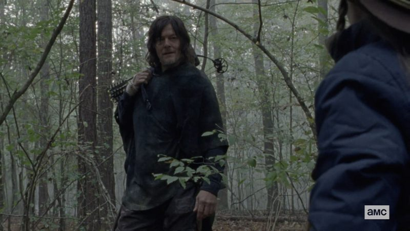 Judith Goes With Daryl in New The Walking Dead Episode 10.15 Clip
