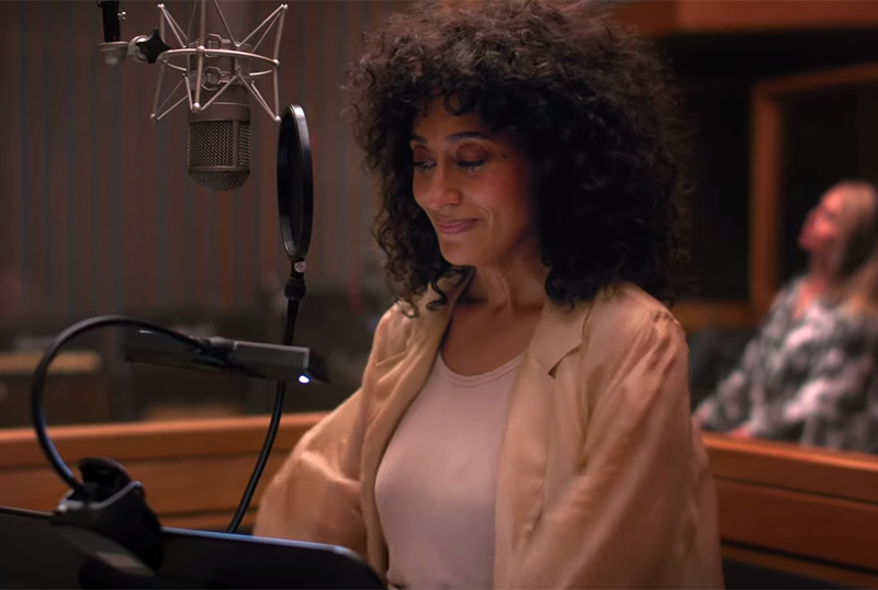 """Tracee Ellis Ross Debuts """"Love Myself"""" Music Video From The High Note"""