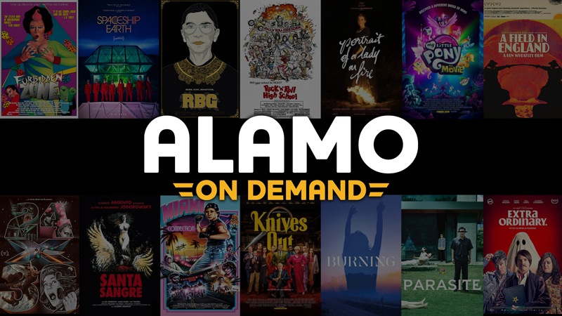Alamo On Demand Launches to Give Fans Curated Video Content